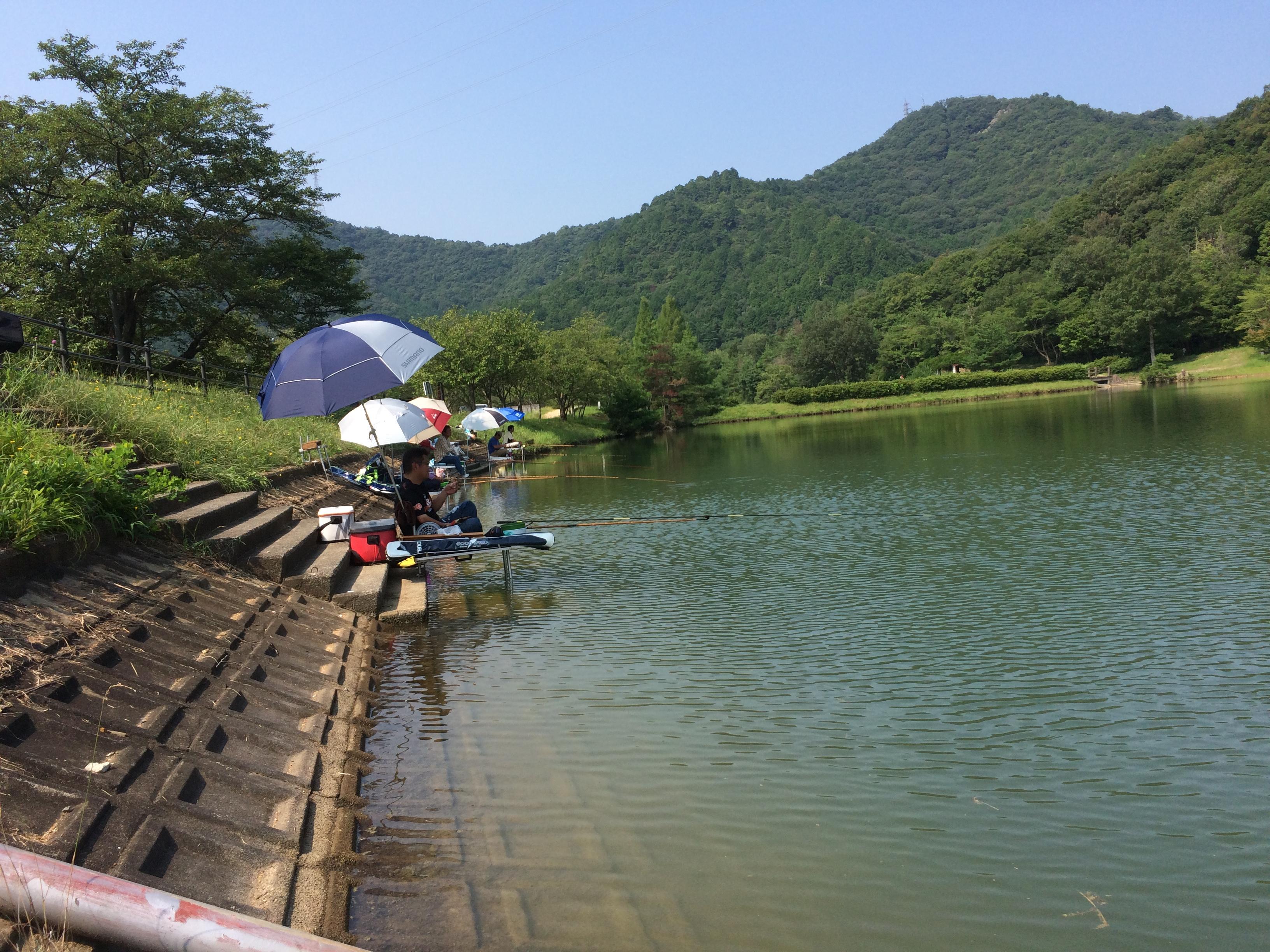 西脇公園(2015.08.3)