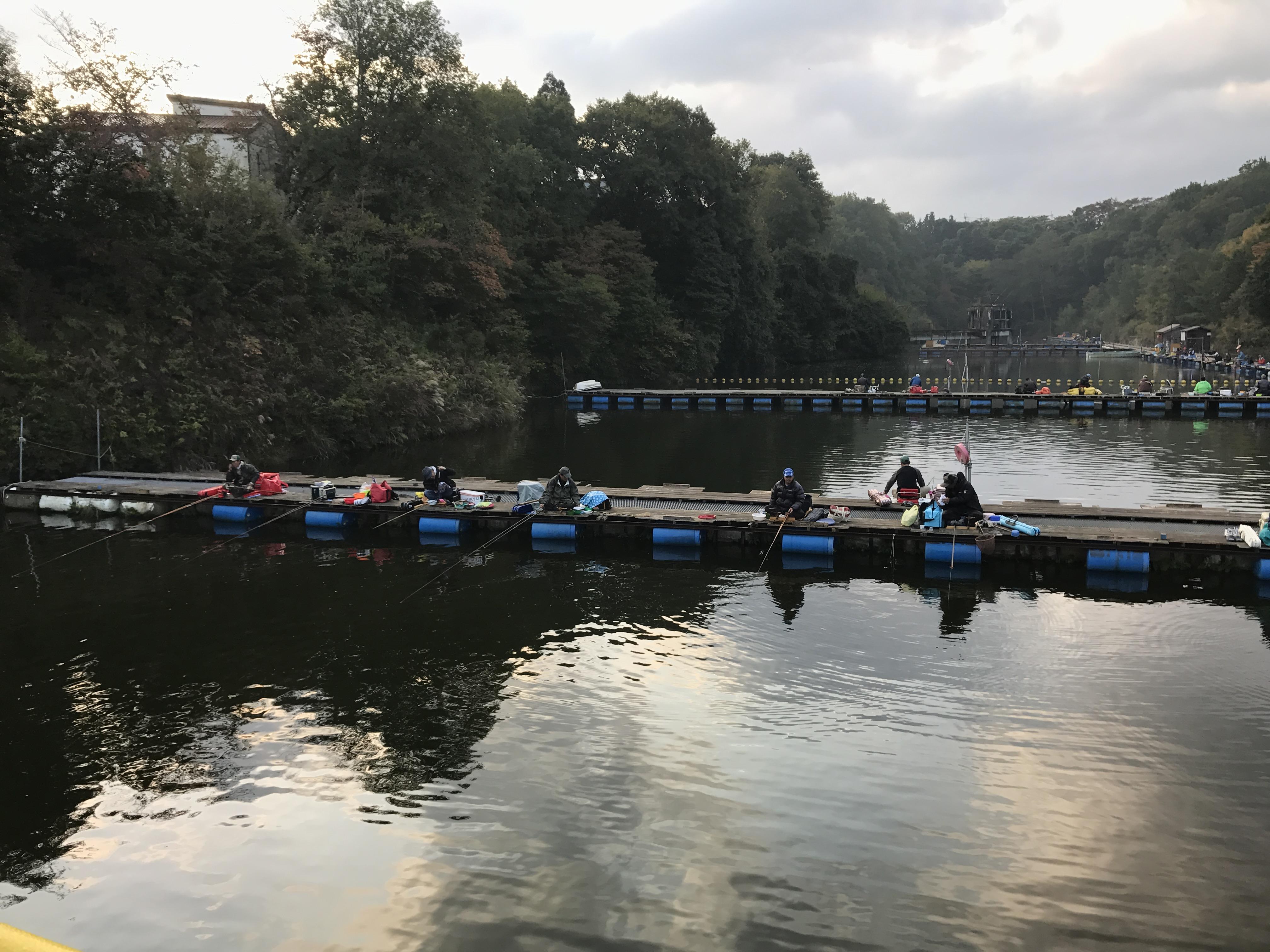 天神釣り池(2016.11.06)