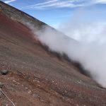 富士登山(釣りとは関係ないですが・・・)